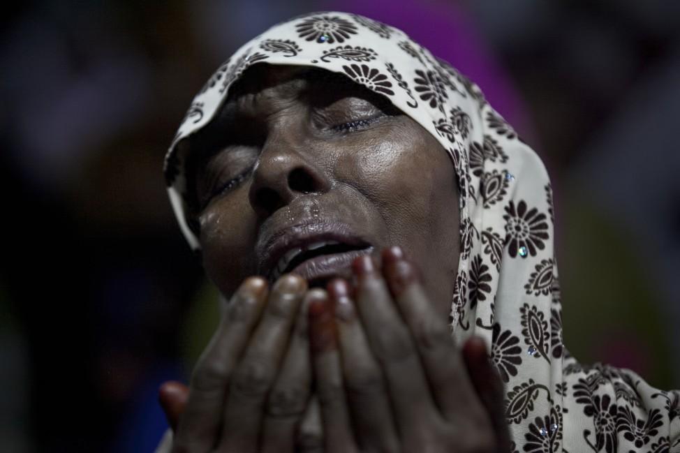 *** BESTPIX *** Eid Celebrations Mark The End Of Ramadan