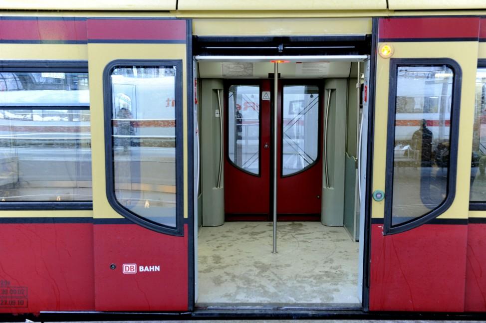 S-Bahn schränkt Zugverkehr ein