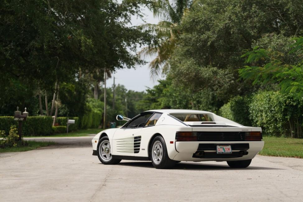 Ferrari Testarossa  aus Miami Vice