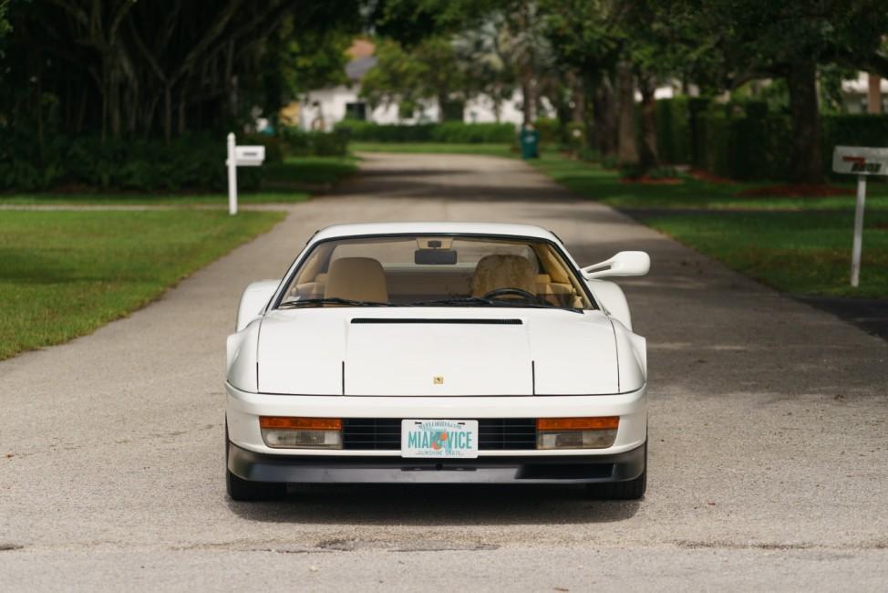 Der Ferrari Testarossa aus Miami Vice