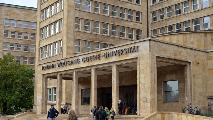 Goethe Universitaet Frankfurt To Celebrate 100th Anniversary