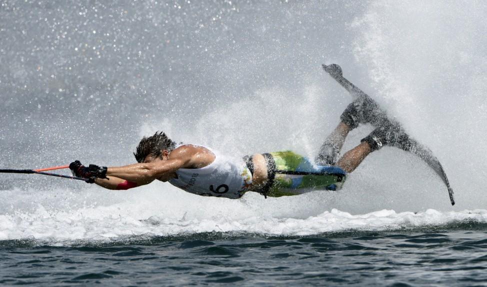 Pan Am Games: Waterskiing