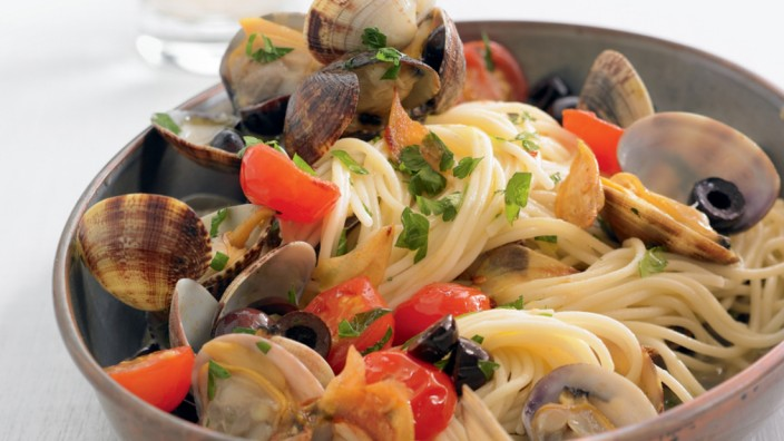Rezept Cornelia Poletto Spaghetti Vongole