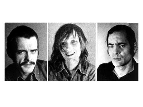 -Carl Raspe, Gudrun Ensslin und Andreas Baader