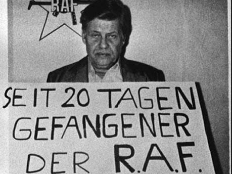 Hanns Martin Schleyer; RAF;