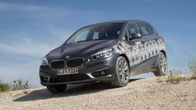 BMW 2er Active Tourer Plug-in-Hybrid