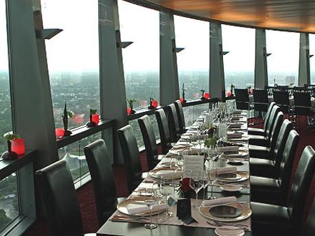 181 - neues Restaurant im Olympiaturm