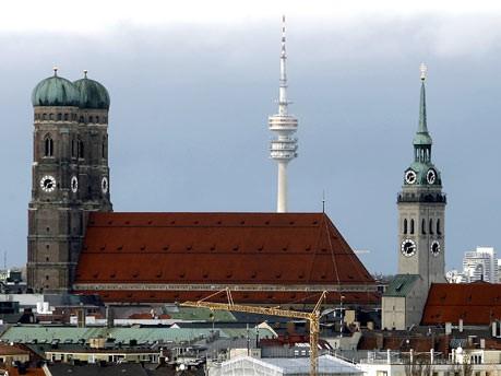 Wahrzeichen Stadt München