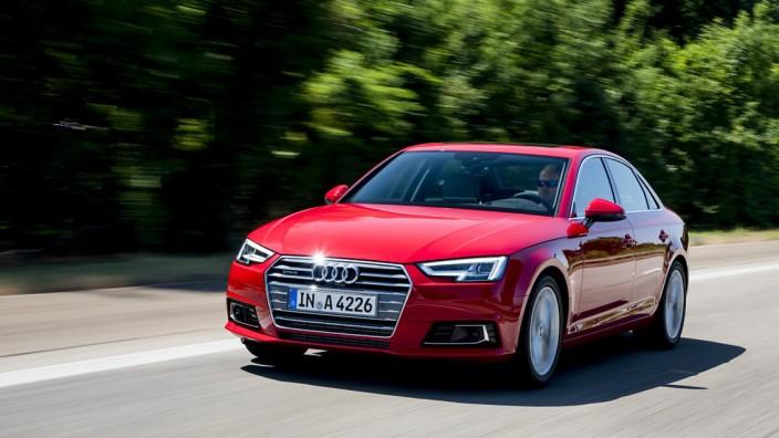 Der Audi A4 3.0 TDI Quattro