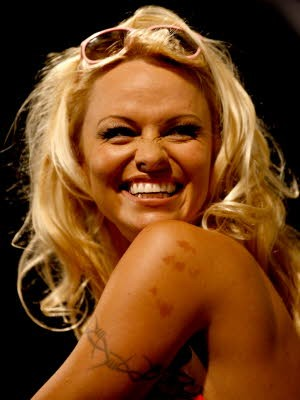 Pamela Anderson, Getty Images