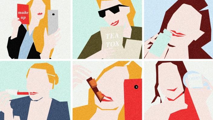 Produktplatzierungen: Wenn soziale Medien zu Werbezwecken genutzt werden, werden Fashionblogger zum Gesicht für Marken.