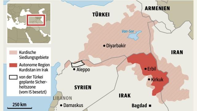 syrien kurden türkei