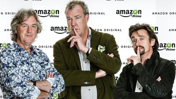 Neue Autoshow exklusiv für Amazon Prime-Mitglieder