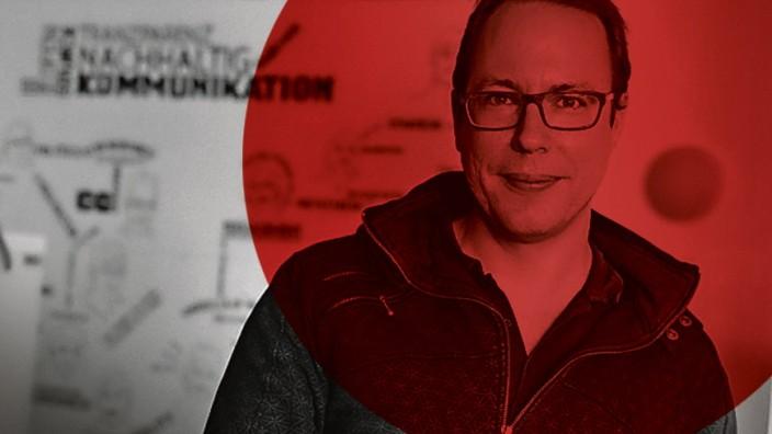 Markus Beckedahl, Gründer von Netzpolitik.org
