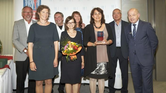 Bürgerpreis 2015 Sparkasse