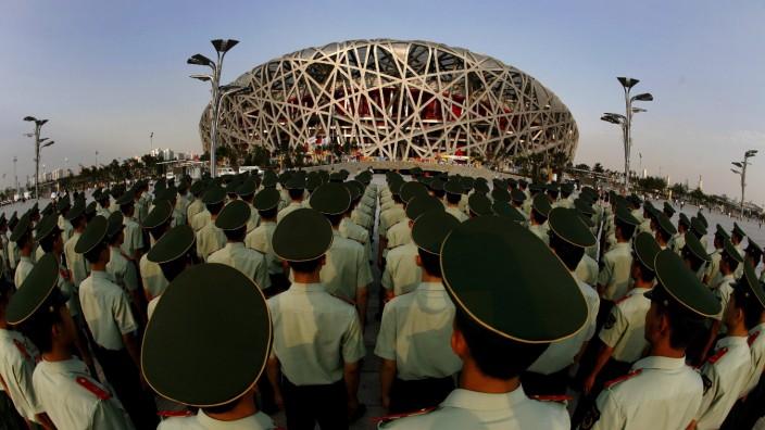 Peking 2008 - Veranstaltungen