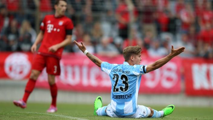 Fussball Regionalliga :  FC Bayern München II - TSV 1860 München II