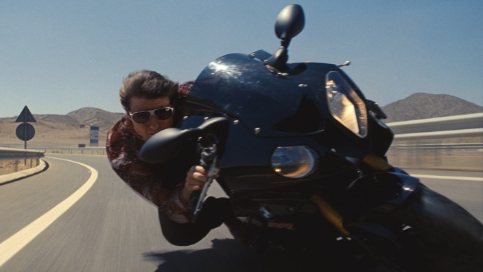 Film Mission Impossible Rogue Nation Tom Cruise