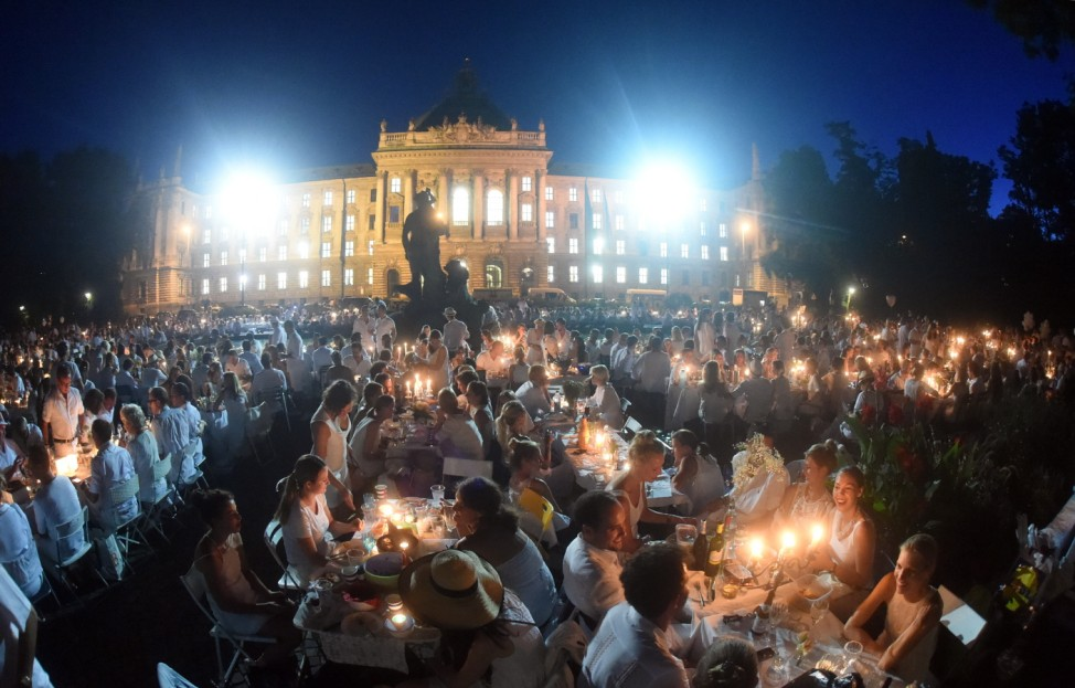 Diner en Blanc In Munich