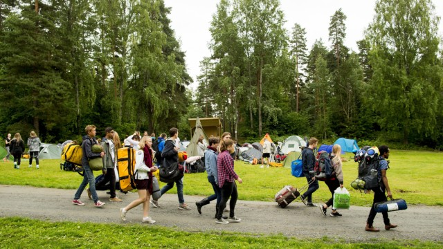 Norwegian Workers Party (AUF) invites youth to Utoya Island camp
