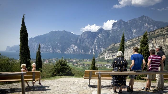 Riva del Garda: Gardasee / Lago di Garda