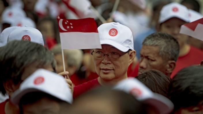 Singapore celebrates 50 years of independence
