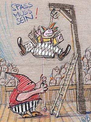 F.W.Bernstein Die schärfsten Kritiker der Elche 70. Geburtstag