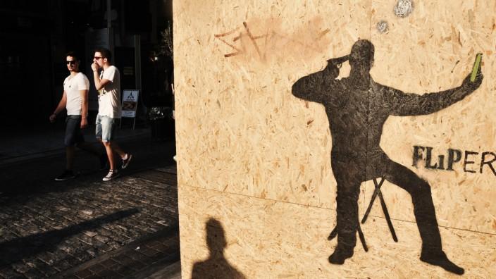 Griechenland: Sozialer Tsunami
