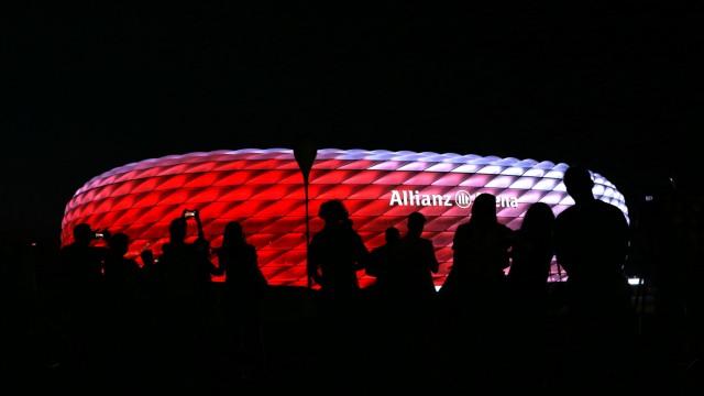 Arena Fröttmaning Fußball-EM 2020