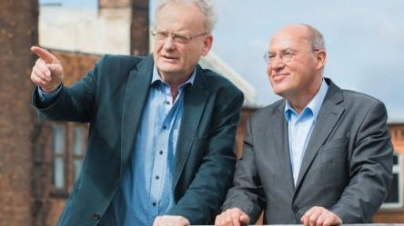 Gregor Gysi, Friedrich Schorlemmer, Was bleiben wird. DDR