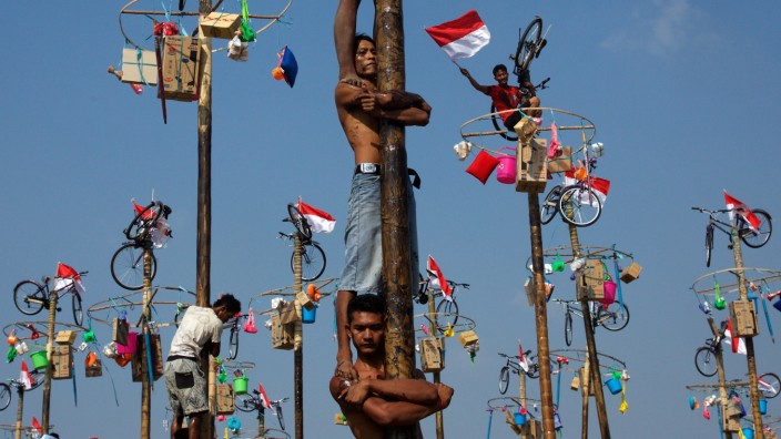 Indonesia Celebrates 70th Independence Anniversary