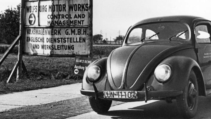 Volkswagen Typ 1 in Wolfsburg
