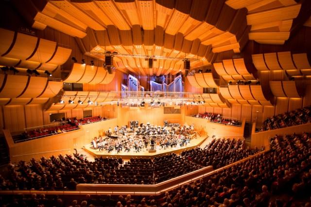 Philharmonie im Gasteig in München, 2015