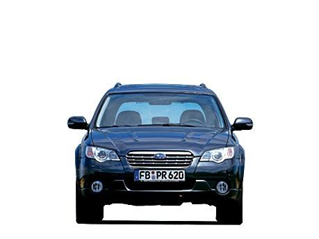 Subaru Outback ecomatic