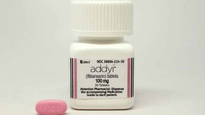 Drug for female sexual dysfunction approved in US