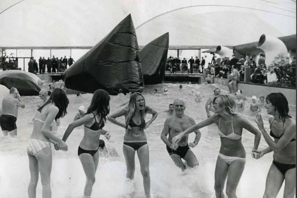 Alpamare in Bad Tölz, 1971