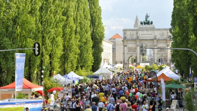 Streetlife Festival in München, 2011