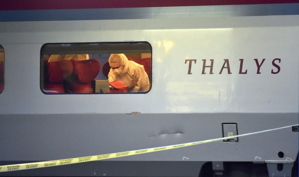 Schüsse im Thalys-Zug