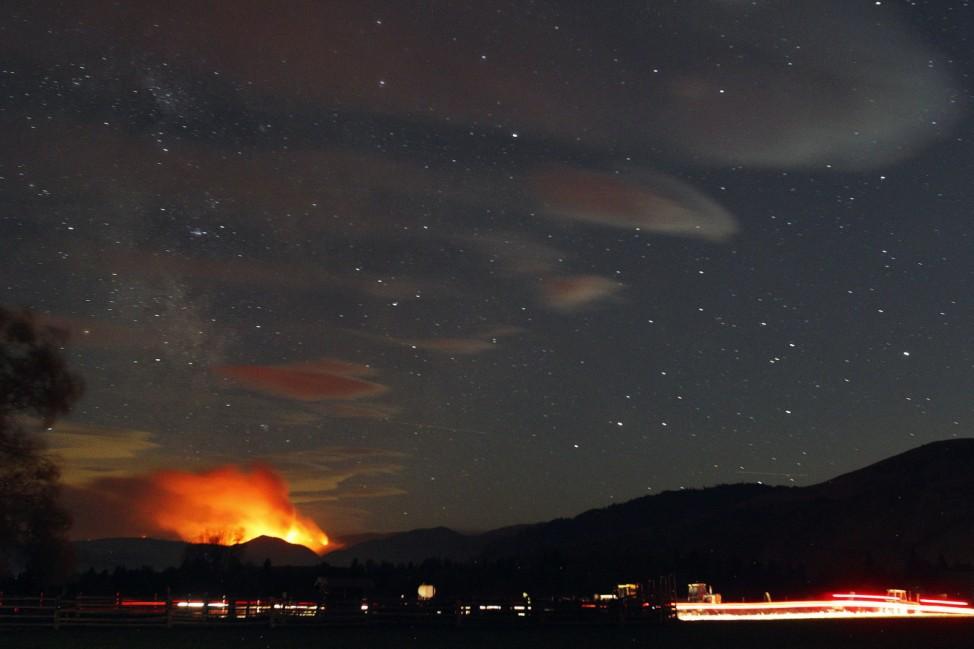 Washington WIld Fires