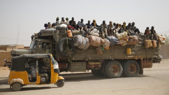 Migranten in Niger