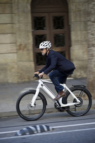 Albus In-Vizz Ascent Fahrradhelm