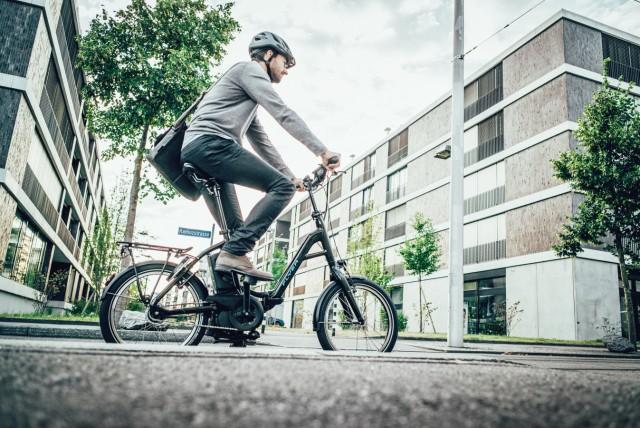 Urbane Fahrradtrends 2016: Falten, klappen, schieben