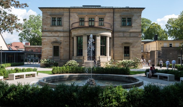 Richard-Wagner-Museum in Bayreuth
