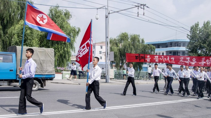 Scenes Of North Korea As Tensions Ease Between North And South