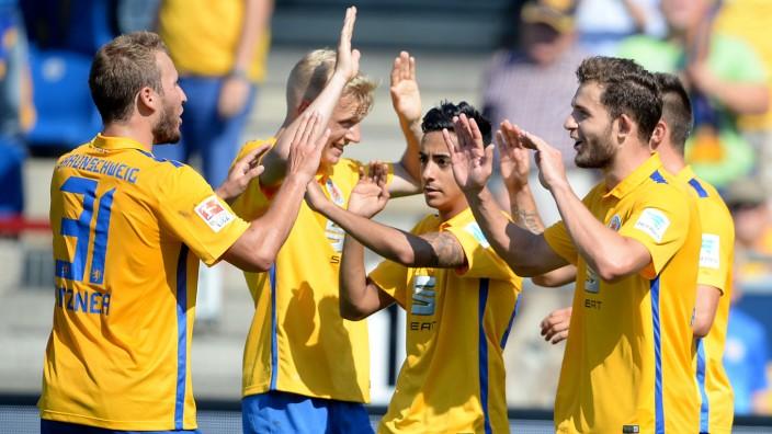 Eintracht Braunschweig - Karlsruher SC