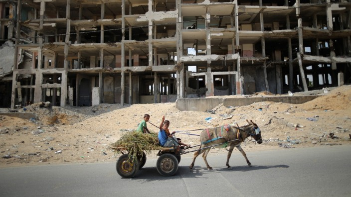 Life In Gaza Almost A Year After The 2014 Conflict With Israel