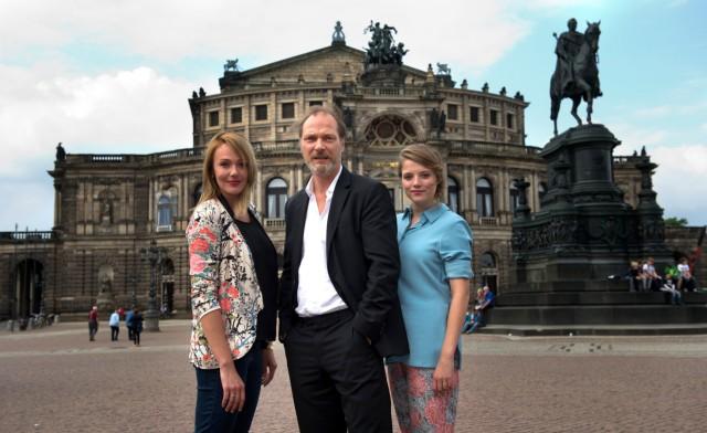 Neues Tatort-Team für Sachsen