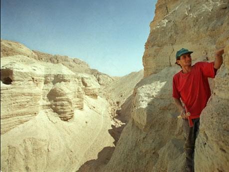 Qumran-Rollen