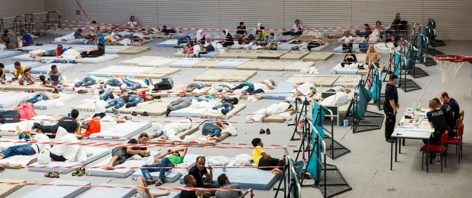 Refugee Facility Deggendorf
