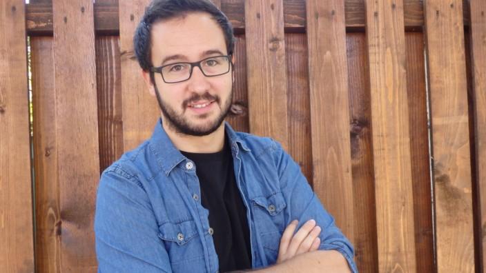 Ignacio Urquijo Flüchtlinge Migrationsforscher